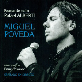 Cover CD Poemas del Exilio